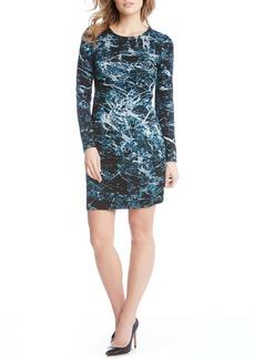 Karen Kane Granite Print Dress