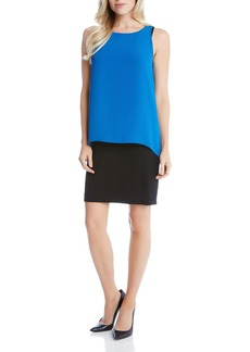 Karen Kane Hallie Double Layer Dress