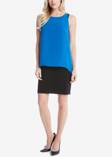 Karen Kane Hallie Split-Back Sheath Dress