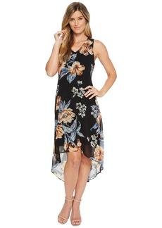 Karen Kane High-Low Hem Dress
