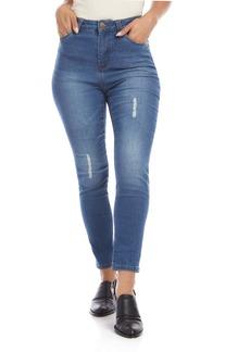 Karen Kane High Waist Jeans (Den)