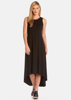 Karen Kane High/Low Sleeveless Maxi Dress