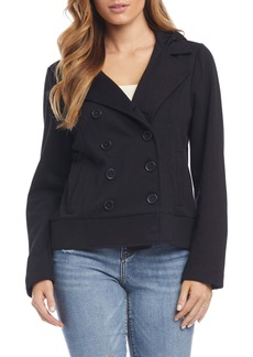 Karen Kane Hooded Knit Jacket