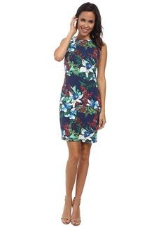 Karen Kane Island Floral Bodycon Dress