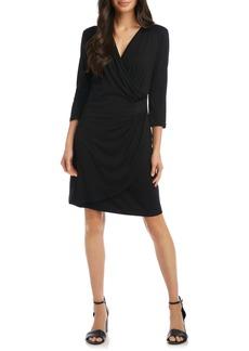 Karen Kane Kate Faux Wrap Dress