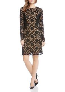 Karen Kane Lace Contour Dress