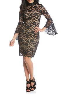 Karen Kane Laila Lace Sheath Dress