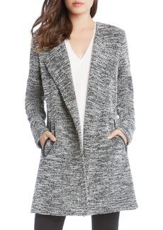 Karen Kane Lightweight Tweed Jacket