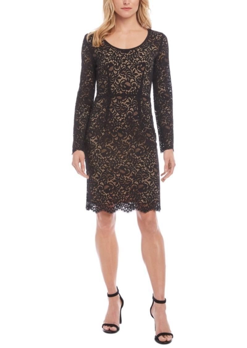 Karen Kane London Lace Dress