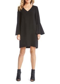 Karen Kane Madeline Bell-Sleeve Dress