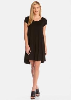 Karen Kane 'Maggie' Cap Sleeve Trapeze Dress