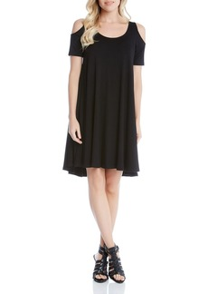 Karen Kane Maggie Cold-Shoulder Dress