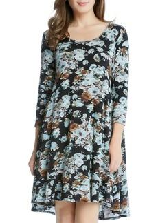 Karen Kane Maggie Floral Swing Dress