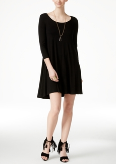 Karen Kane Maggie High-Low Trapeze Dress