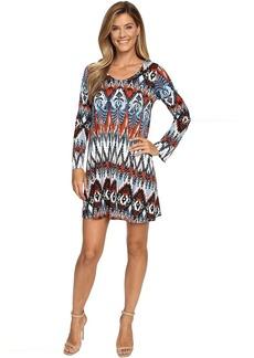 Karen Kane Mazatlan A-Line Dress