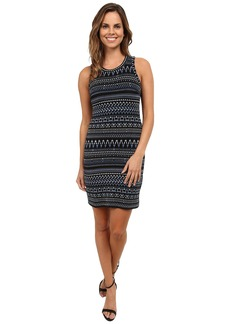 Karen Kane Moonlight Jacquard Dress