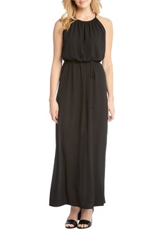 Karen Kane Morgan Halter Maxi Dress