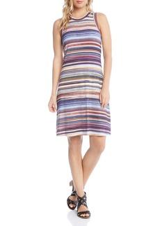 Karen Kane Newport Stripe Sleeveless Dress