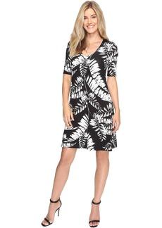 Karen Kane Pencil Sleeve Taylor Dress