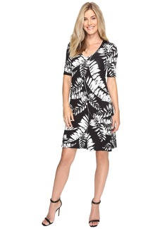 Karen Kane Pencil Sleeve Taylor Dress