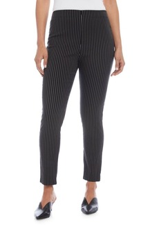 Karen Kane Pinstripe Pull-On Pants