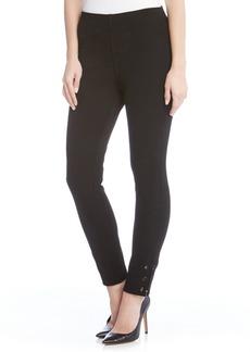 Karen Kane Piper Grommet Detail Skinny Pants