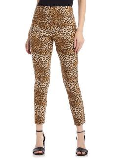 Karen Kane Piper Leopard Skinny Pants