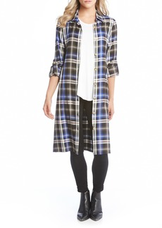 Karen Kane Plaid Shirtdress