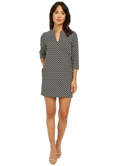 Karen Kane Print Shift Dress