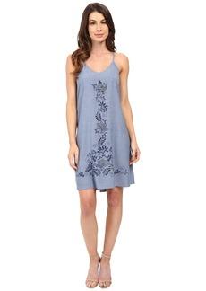 Karen Kane Print T-Back Dress
