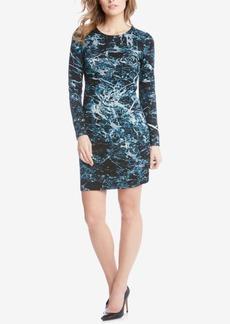 Karen Kane Printed Bodycon Dress