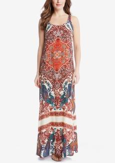 Karen Kane Printed Maxi Dress