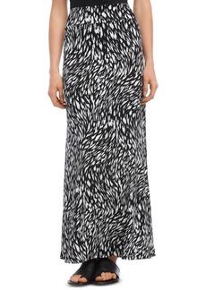 Karen Kane Printed Maxi Skirt