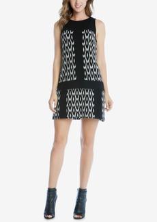 Karen Kane Printed Shift Dress