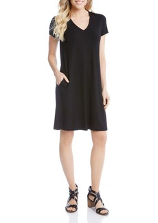 Karen Kane Quinn Pocket Tee Dress