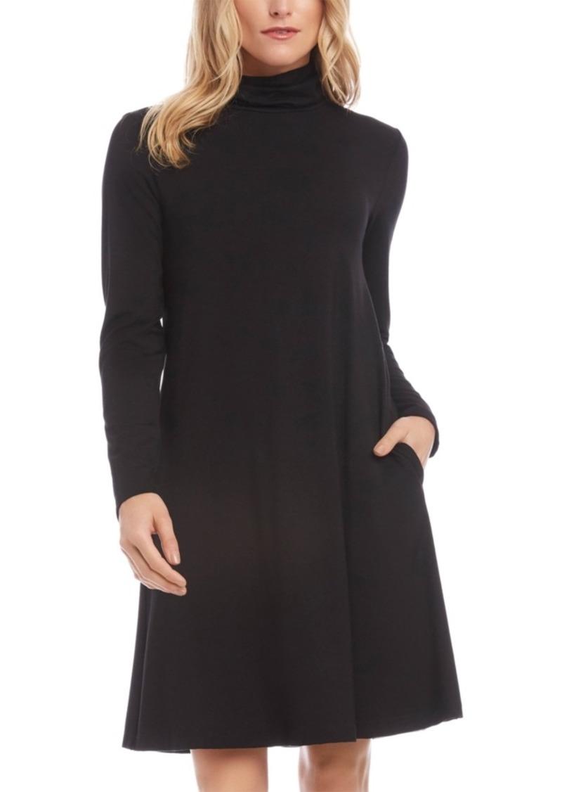 Karen Kane Quinn Turtleneck Dress
