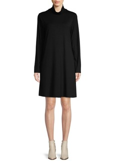 Karen Kane Quinn Turtleneck Dress
