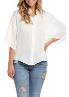 Karen Kane Relaxed Shirt