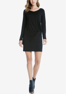 Karen Kane Riley Draped Dress