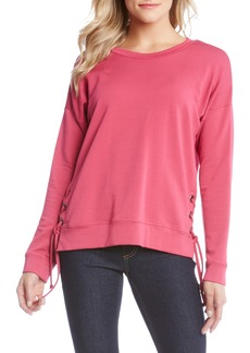 Karen Kane Side Tie Sweater