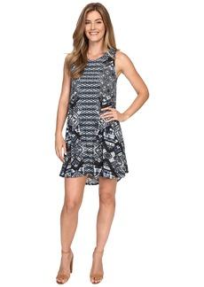 Karen Kane Sleeveless Maggie Trapeze Dress