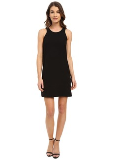 Karen Kane Sleeveless Racerback Shift Dress