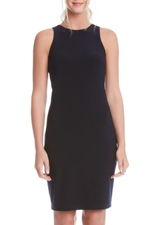 Karen Kane Sleeveless Sheath Dress