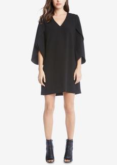 Karen Kane Split-Sleeve Shift Dress
