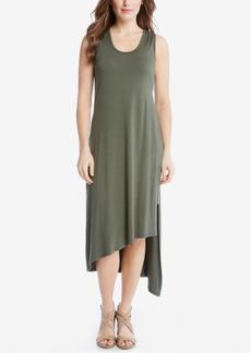 Karen Kane Stevie Asymmetrical Midi Dress