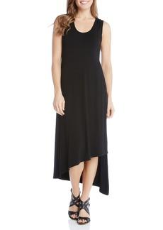 Karen Kane Stevie Asymmetrical Tank Dress (Regular & Petite)