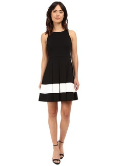 Karen Kane Stripe Flare Dress
