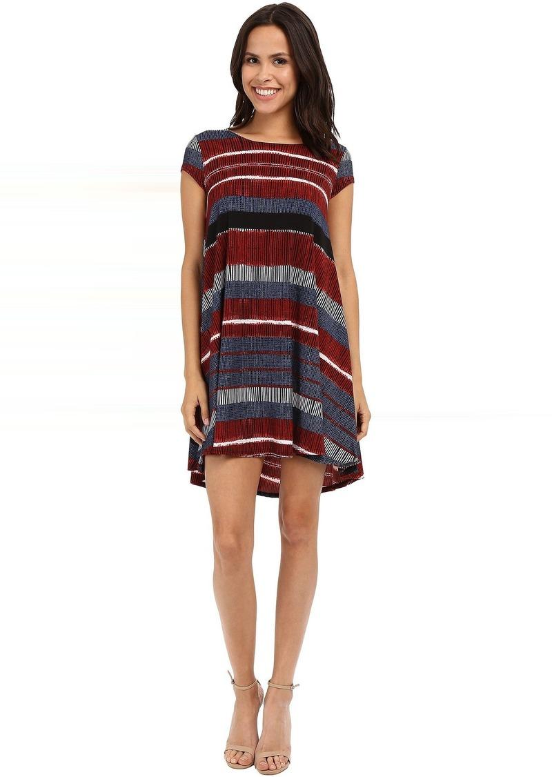 e373cff058a Karen Kane Karen Kane Stripe Maggie Trapeze Dress