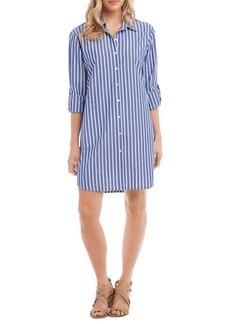 Karen Kane Stripe Shirtdress