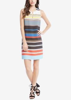 Karen Kane Striped Shift Dress